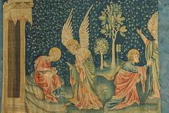Saint Jean et l'ange