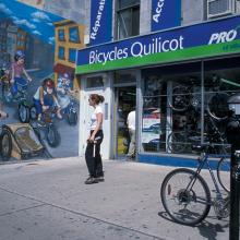 Bicycles Quilicot