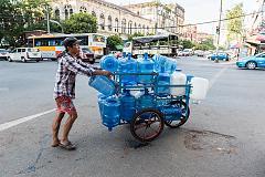 Porteur d'eau