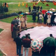 1993 - Inauguration du Parc floral William-Farcy